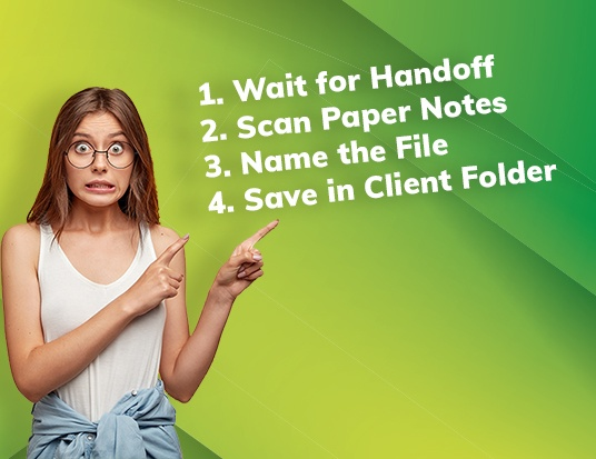 financial advisors handwritten notes handoff v3
