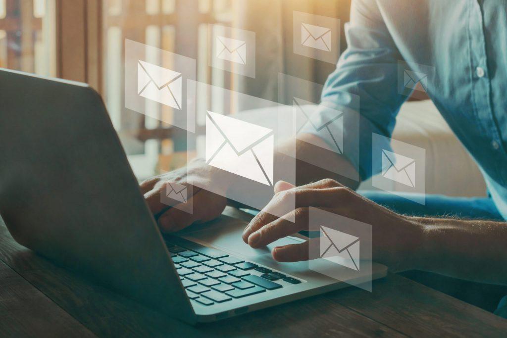financial advisor email send agenda summary easy